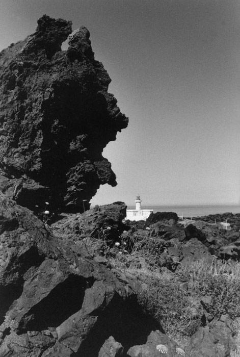 Faro di Punta Spadillo - Pantelleria