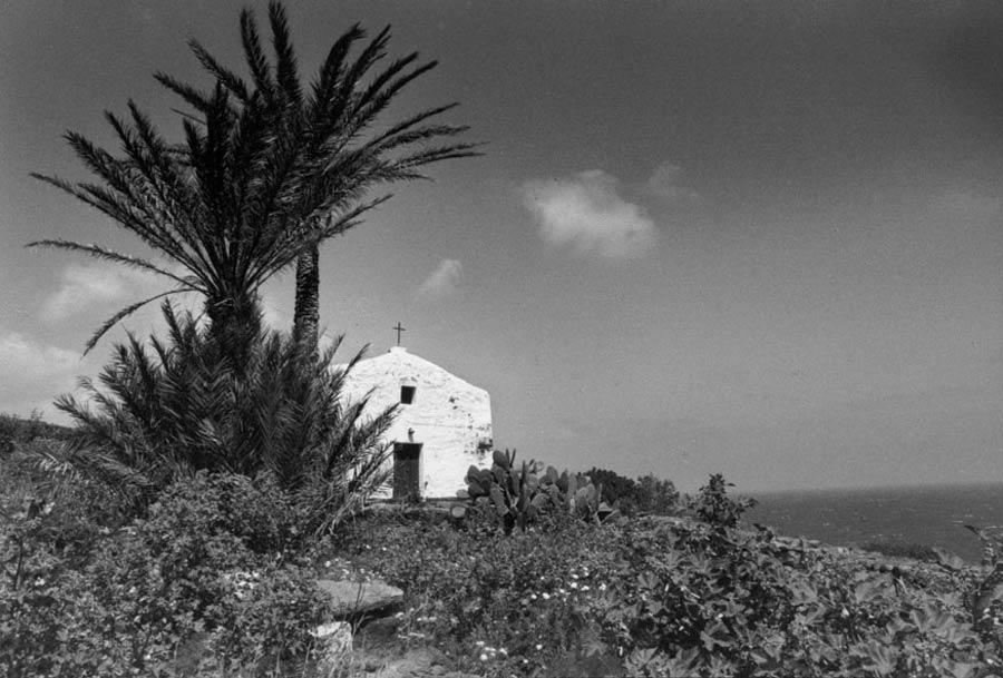 Pantelleria - Chiesa di S. Vincenzo
