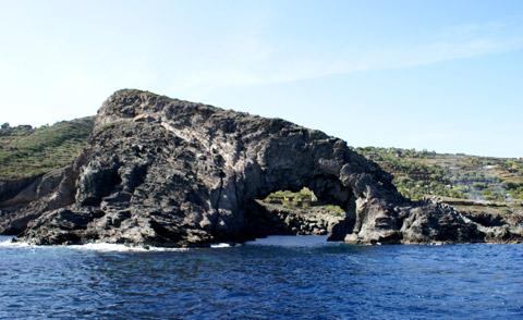 Pantelleria costa