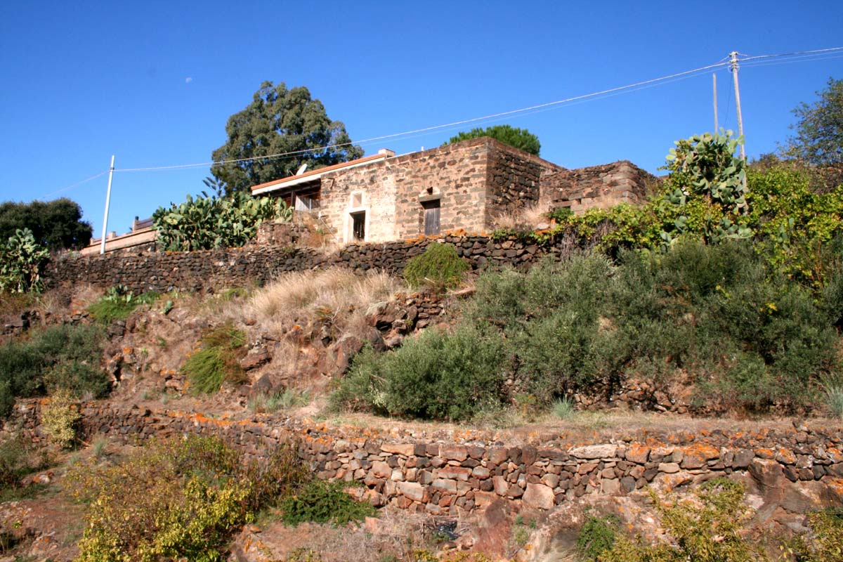 Antico dammuso di pantelleria