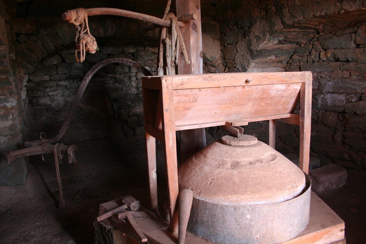 antico mulino di Pantelleria