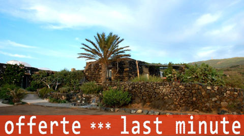 pantelleria vacanza laste minute
