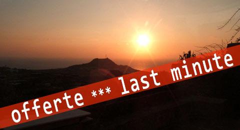 laste minute pantelleria location