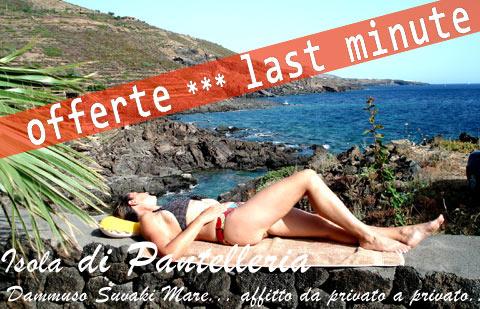 pantelleria lastminute