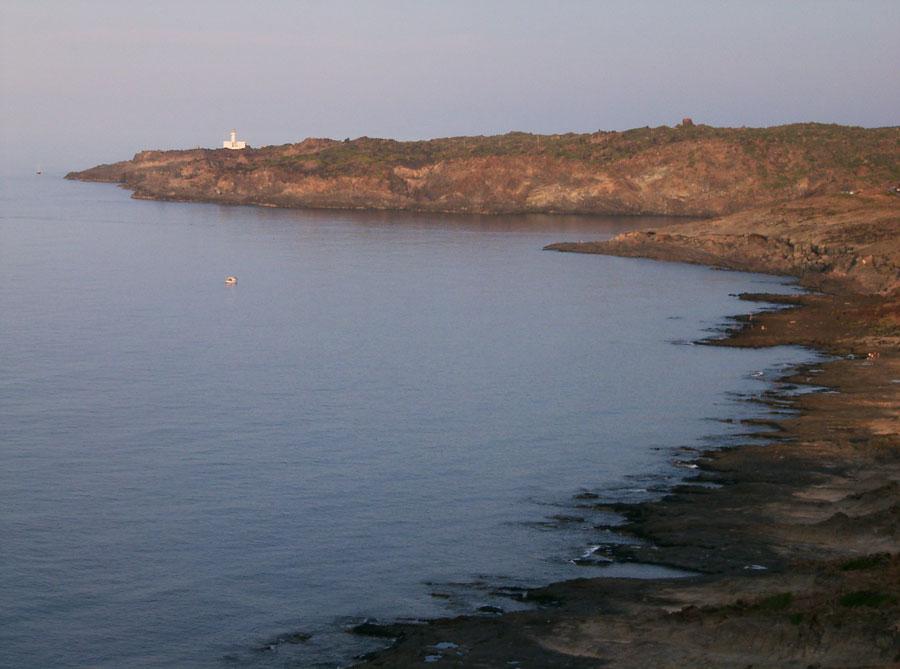 Pantelleria, il faro di Punta Spadillo
