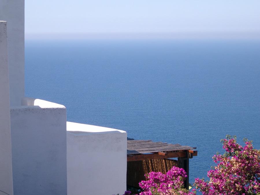 Pantelleria, vista da Scauri