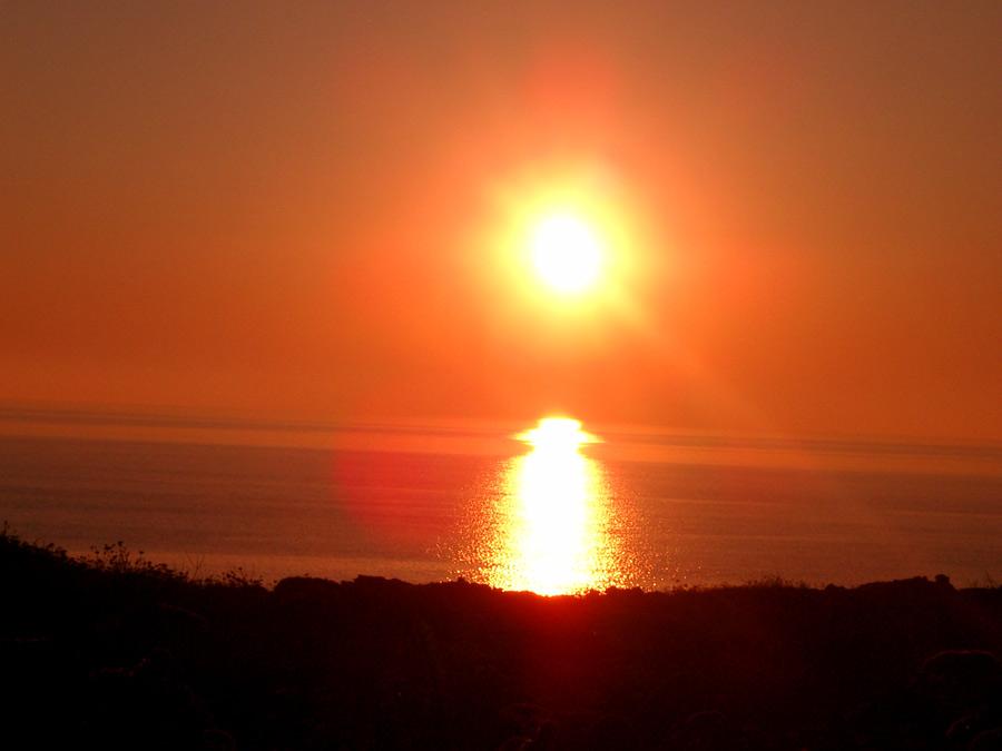 Pantelleria, tramonto a Suvacki