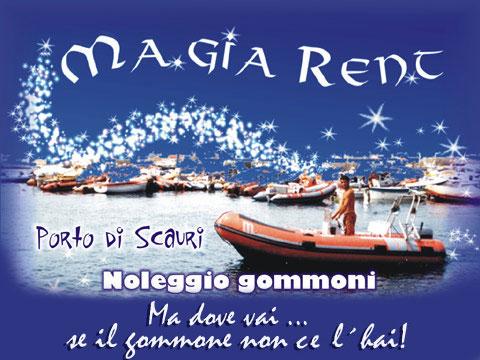 Noleggio gommoni - Massimo e Giancarlo: 329 6004500.