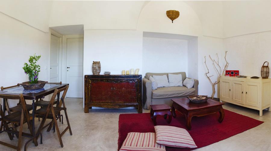 sala soggiorno interna