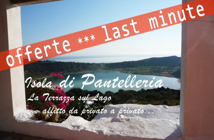 offerta pantelleria