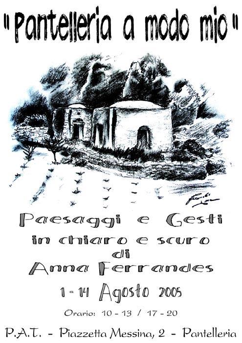 Pantelleria a modo mio