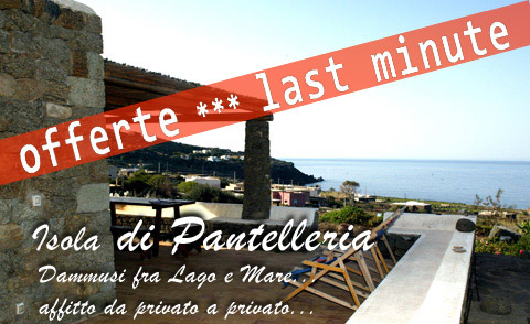 lastminute pantelleria affi
