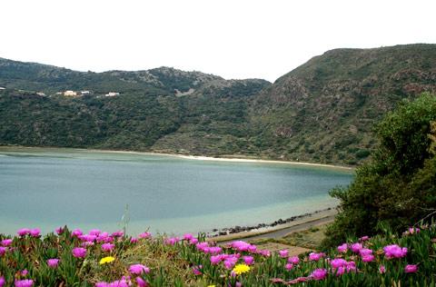 Il lago e il mare