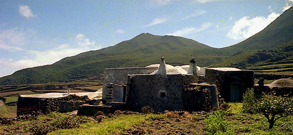Antica contrada di Mueggen - Pantelleria