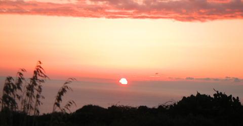 Pantelleria foto - Cieli e tramonti. (foto 4)