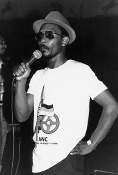 Linton Kwesi JOHNSON.