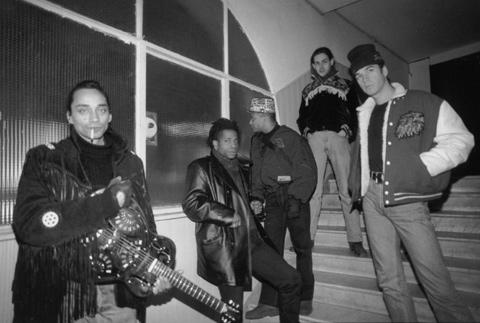 Urban Dance Squad.