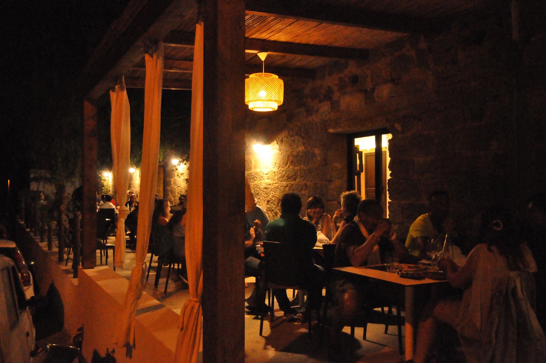 Bar Ristorante mitico di Pantelleria.