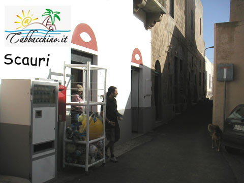 Tabacchino Pantelleria